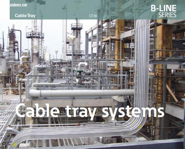 The B-Line series Cable Tray Manual 2014