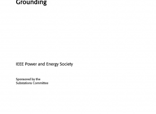 IEEE-80-2013  IEEE Guide for Safety in AC Substation Grounding