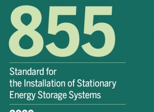 NFPA 855 Standard for the Installation of Stationary Energy Storage Systems