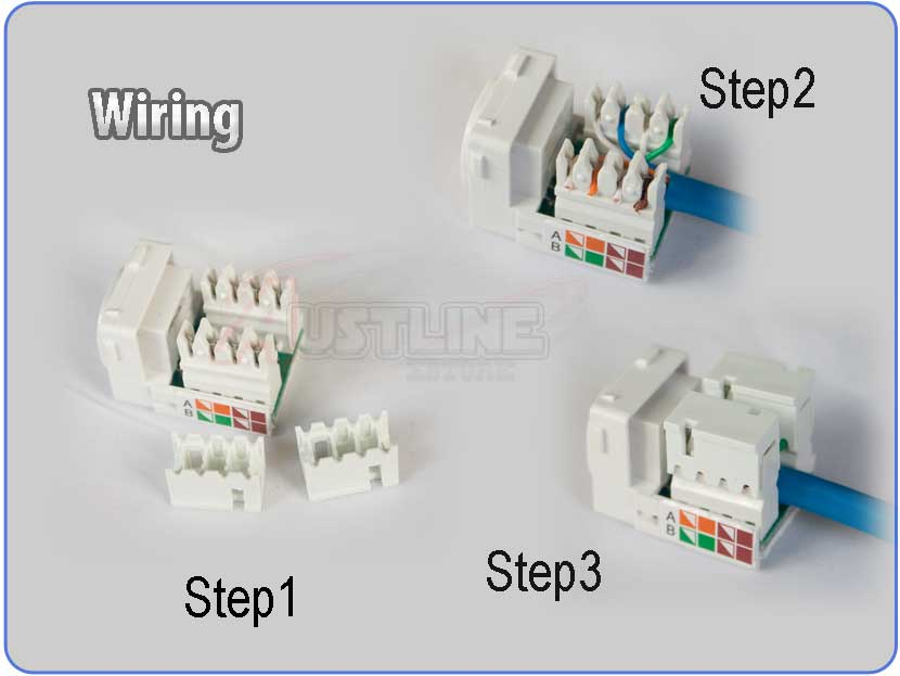Wall Plate Cat 5 Wiring Diagram Wall Jack